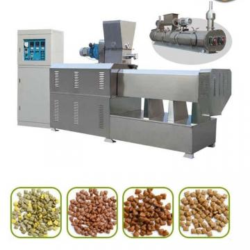 Floating Fish Feed Dry Dog Pet Food Machine Extruder Animal Feed Machine