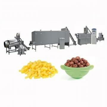 Food Grade Stainless Steel Puffed Corn Snack Food Extruder Machine