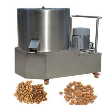 Factory Direct Supply Dry Dog Pet Food Pellet Snack Machinery Plant Extruder