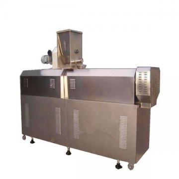 Floating Fish Feed Extruder Dry Dog Food Processing Machine
