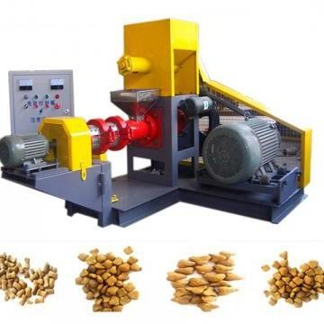 100kg/H Small Scale Breadcrumbs Making Machine Bread Crumb Extruder Production Line