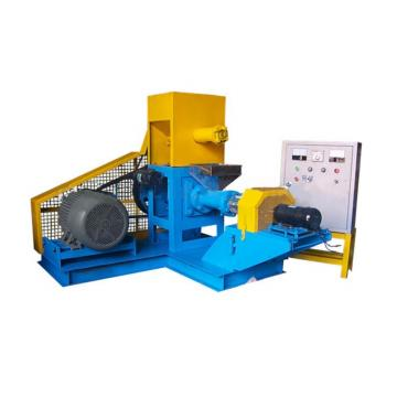 Factory Supplied Floating Fish Feed Pet Dog Food Pellet Machine