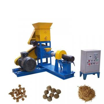 Dgp Dry Screw Type Floating Fish Feed Maker Supplier