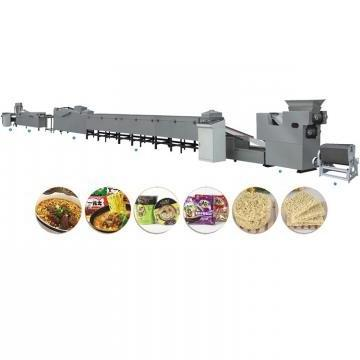 Commercial Stainless Steel Instant Fried Noodles Making Machine