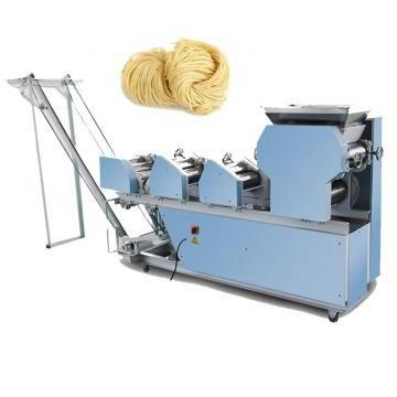 Commercial Low Price Mini /Middle Type Scale Fried Drying No Fried Instant Noodle Roller Round Cutter Dried Ripple Noodle Production Line/ Machine