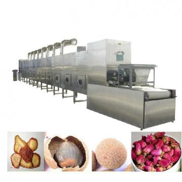 Stainless steel fully automatic dehydrator industrial microwave dryer for white tea