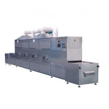 30Kg Dryer Machine Rotary Tunnel Dryer Insect Microwave Drying Machine