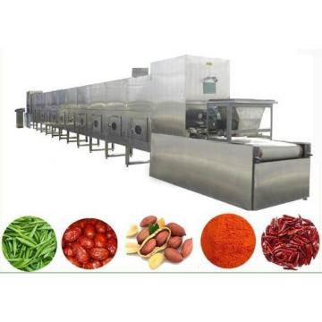 Hot Sell Stainless Steel Fruit Industrial Microwave Drying Machine