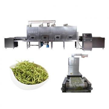 commercial tunnel type microwave herbs dehydrator machine tuber dryer oven