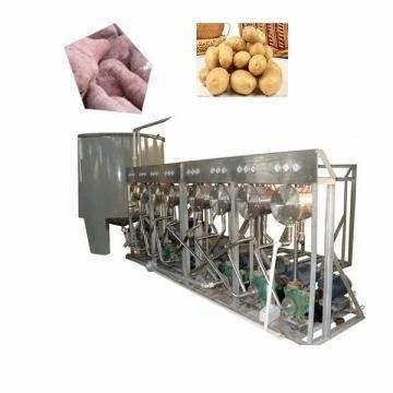 Fully Automatic Twin Screw Modified Starch Processing Machine