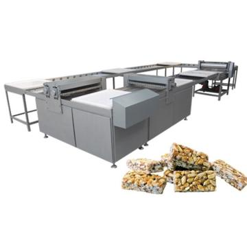 Automatic Cereal Bar Forming and Cutting Machine