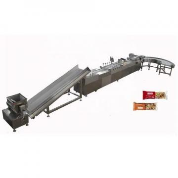 Ce Approved Servo High Capacity Packaging Machine for Peanut Bar Cereal Bar