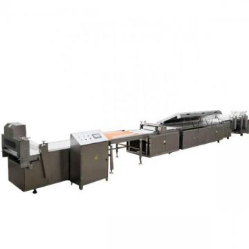 Flow Packaging Biscuit Automatic Cereal Bar Packing Machine