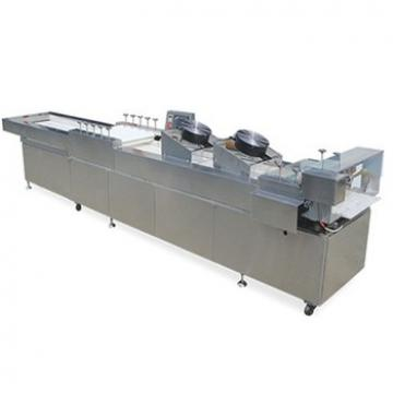 Kl Automatic Pita Loaf Bread Biscuits Cup Cake Small Chocolate Energy Protein Cereal Bar Stick Flow Packing Packaging Machine