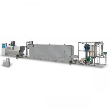 Dry Extruded Pet Dog Cat Fish Food Production Line