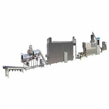 China Manufacture of Fish Food Extruder Production Line for Bangladesh Market