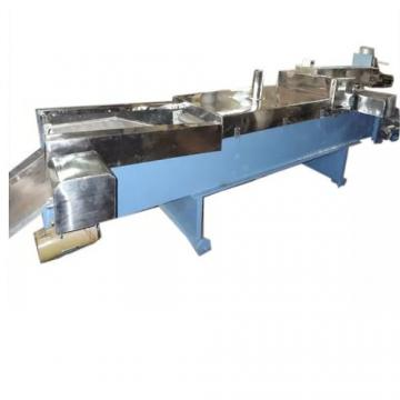 Continuous Frying Machine for Beans Snack Food Making Machine