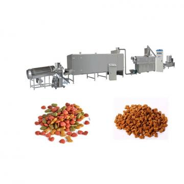 Industrial and Delicious Dry Dog Food Production Line/Hot Sale Pet Fish Food Machine with Low Price