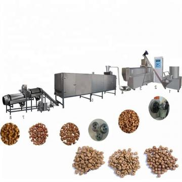 Full Automatic Fish Chewing Food Pellet Machine Bird Monkey Food Production Pet Dog Cat Food Making Machine