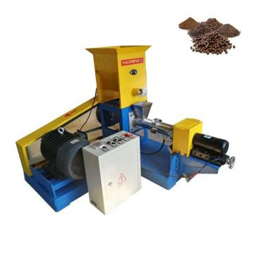Fish Feed Pellet Machine Pet Food Extruder Bird Feed Production Plant