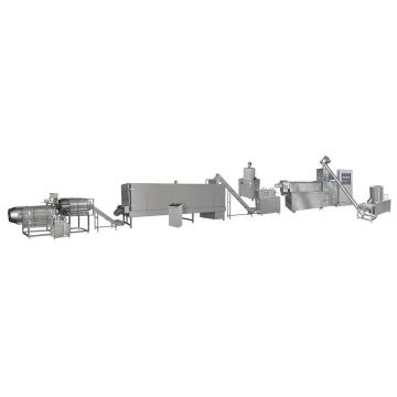 Automatic Fried Extrusion Corn Snacks Kurkure Processing Line