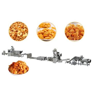 3D/2D Fryums Snack Food Making Production Line Snack Pellets