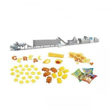 Chocolate Production Line for Snack Food Factory