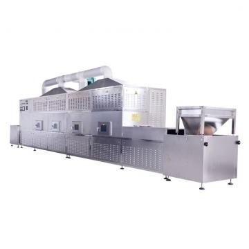Industrial Tunnel Microwave Dryer Oven Sea Cucumber Drying Machine