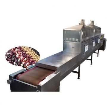 Microwave Drying and Baking Equipment for Mealworm Black Solder Fly
