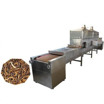 Tunnel Microwave Industrial Spice Ginger Powder Drying Sterilization Machine Equipment