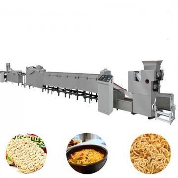 Manual Instant Noodle Making Machine Non-Fried Noodles Machine Production Line
