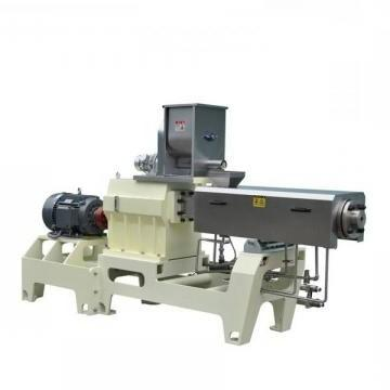 Commercial Chicken Potato Chips Puff Snack Food Continuous Frying Machine