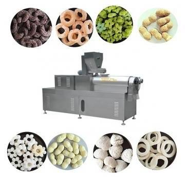Hot Sale Doritos Corn Chips Puff Snack Food Production Machinery