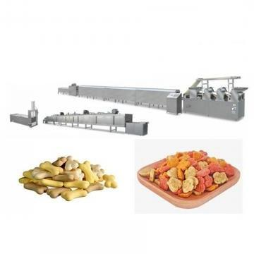 High Capacity Automatic Pet Dog Fish Food Processing Machine