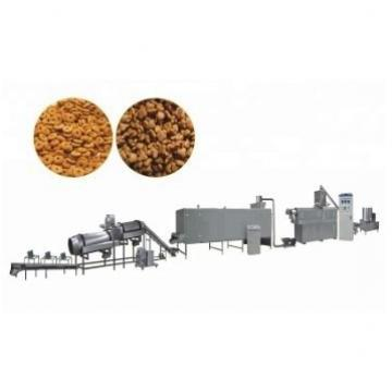 Stainless Steel Floating Fish Pellet Pet Food Production Line Machinery