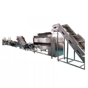 Stainless Steel Vegetable Fruit Quick Freezer Production Line