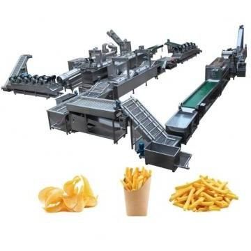 Hr-A655 Snack Maker Potato French Fries Machine Cutter Home Use Kitchen Tools Small Scale French Fries Production Line